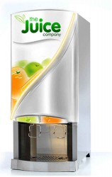 Concept BIB juice dispenser