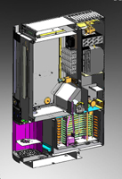 Contract manufacturing 3D CAD image