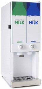 Miniserve Refrigerated Milk Dispenser