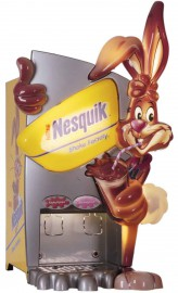 Nesquik Milkshake BIB Drinks dispenser